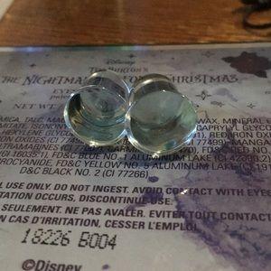 Jewelry - 1/2 inch glass plugs